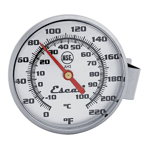 Escali® Instant Read Large Dial Thermometer