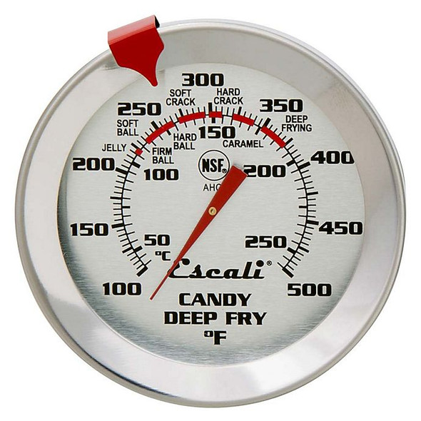 Escali® 12-Inch Candy/Deep Fry Thermometer Probe