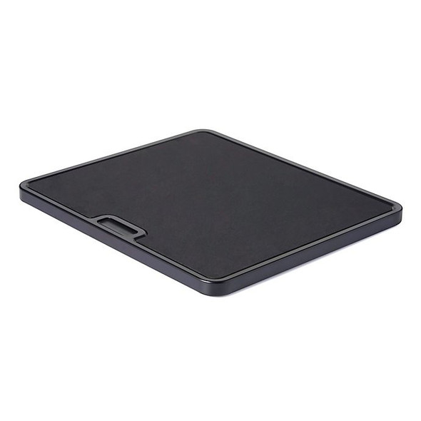 Nifty Home Products Large Appliance Rolling Tray in Black