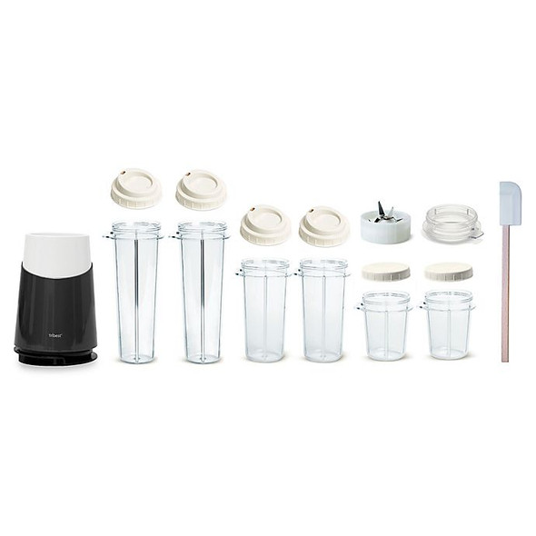 Tribest® Personal Blender II Family Pack in Grey