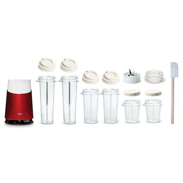 Tribest® Personal Blender II Family Pack in Red