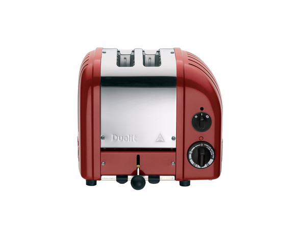 Dualit Classic 2-Slice Toasters in Red