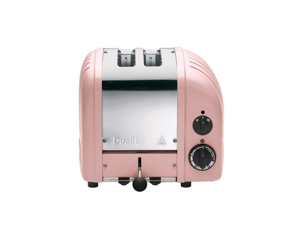 Dualit Classic 2-Slice Toasters in Chili Pink