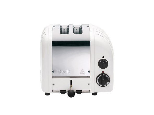 Dualit Classic 2-Slice Toasters in White