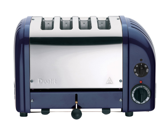 Dualit Classic 4-Slice Toasters in Lavender Blue