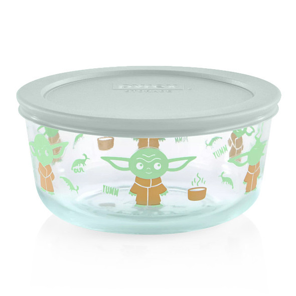 Pyrex® 4-cup Decorated Storage: Star Wars™ - The Child, Yumm™