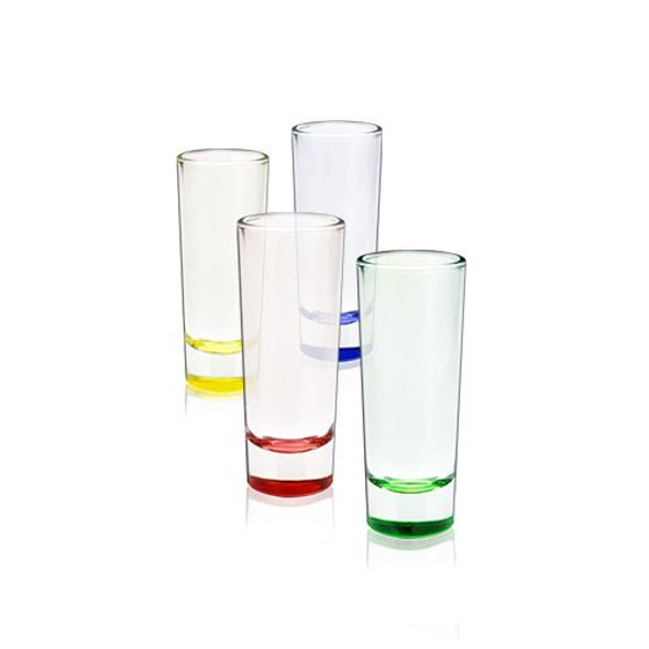 2 oz. Shot Glass Shooters by True (Set of 4)