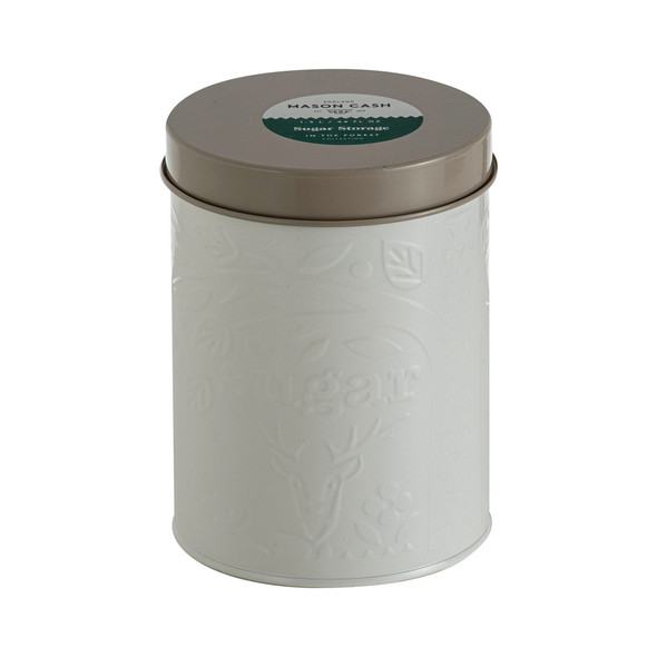 Mason Cash® In the Forest Sugar Canister in Cream