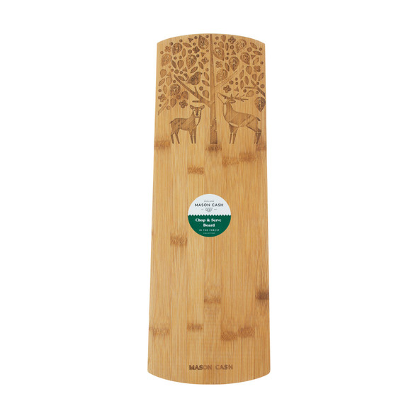 Mason Cash® In The Forest Bamboo Serving Board