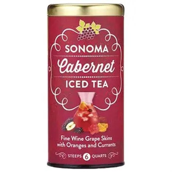The Republic of Sonoma Cabernet Iced Tea Bags (6 Count)