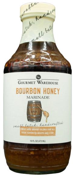 Gourmet Warehouse 16 oz. Bourbon Honey Marinade