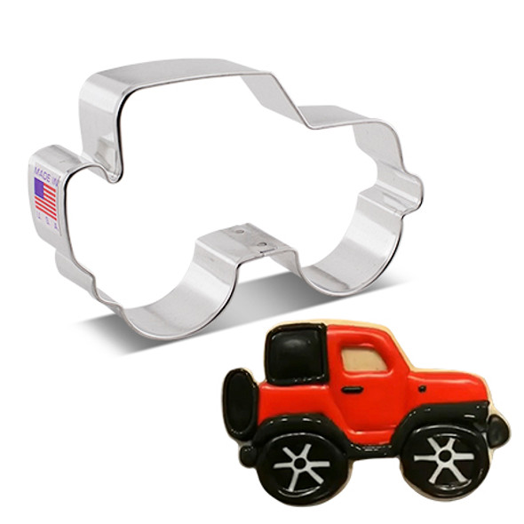 "Ann Clark 4.75"" Off-Road Vehicle Cookie Cutter"