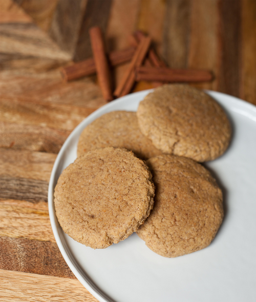 Keto and Co. 8.43 oz. Keto Soft-Baked Snickerdoodle Cookie Mix