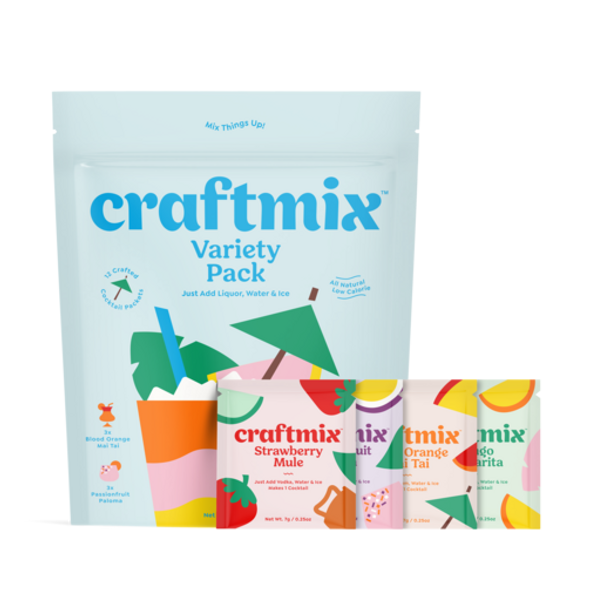 Craftmix Variety Pack (12 Count)