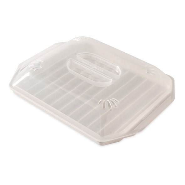 Nordic Ware® Compact Bacon Tray with Lid
