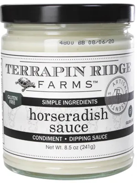 Terrapin Ridge Farms 8.5 oz. Horseradish Sauce