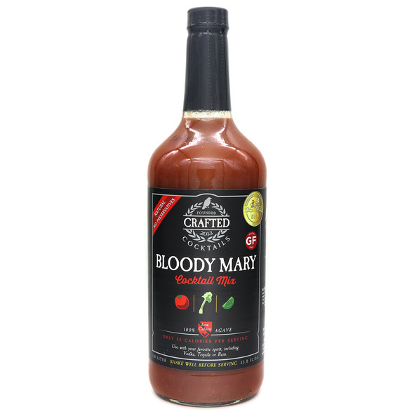 Crafted Brand Company 33.8 oz. Bloody Mary Mix