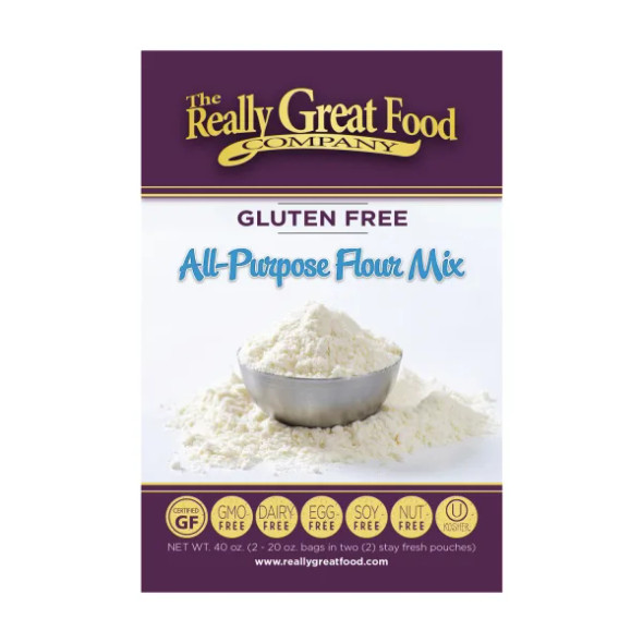 The Really Great Food Company 40 oz. Gluten Free All Purpose Flour Mix