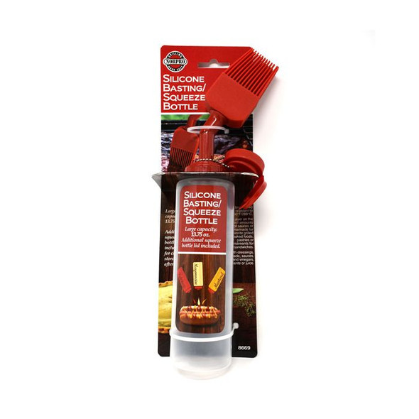 Norpro® Silicone Basting/Squeeze Bottle