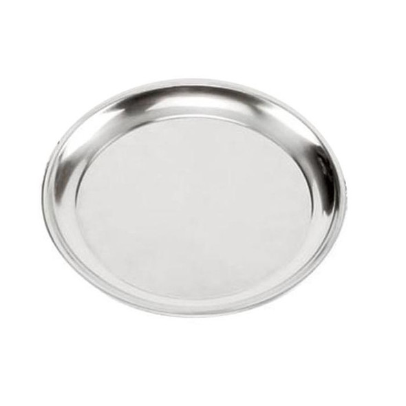 Norpro® 13.5-Inch Stainless Steel Traditional Pizza Pan