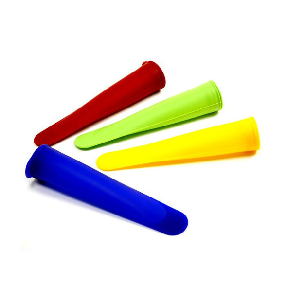 Norpro® Silicone Ice Pop Makers (Set of 4)