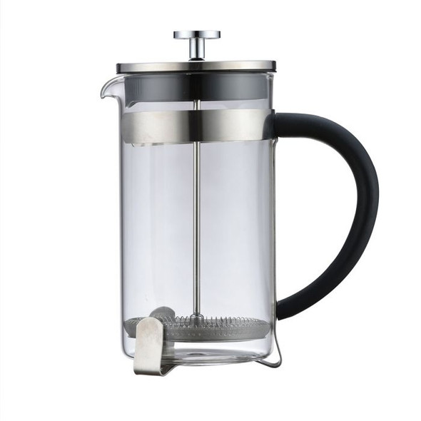 Fino 8-Cup Stainless Steel French Press Espresso Maker