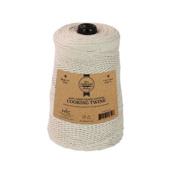 Mrs. Anderson's 1100-Foot All-Natural Cotton Baking Cooking Twine