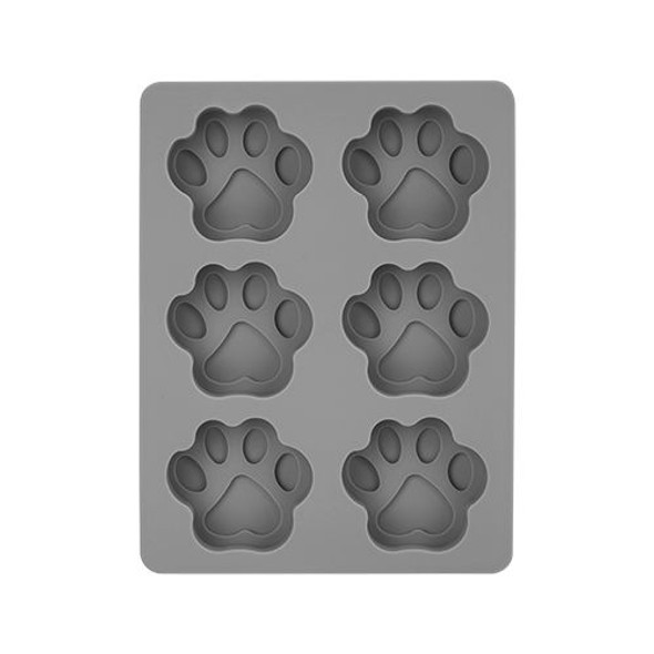 Cold Feet Animal Paws Silicone Ice Cube Tray by TrueZoo