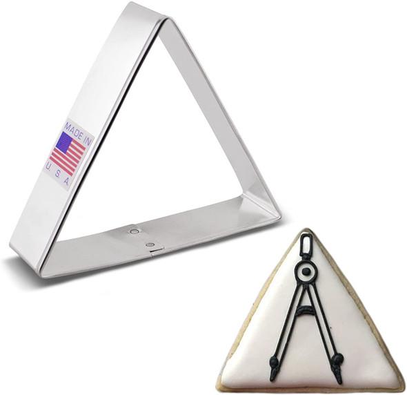 """Ann Clark 3"""" Triangle Cookie Cutter"""