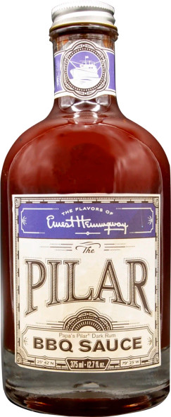 Ernest Hemingway 12.7 oz. The Pillar BBQ Sauce