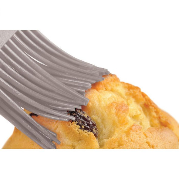 Mrs. Anderson's Baking Silicone Basting Brush in Gray