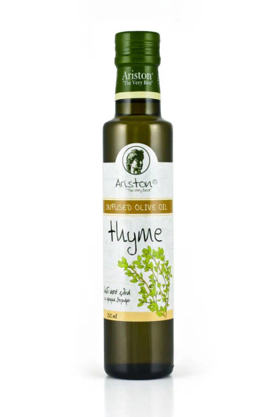 Ariston 8.45 oz. Thyme Infused Olive Oil