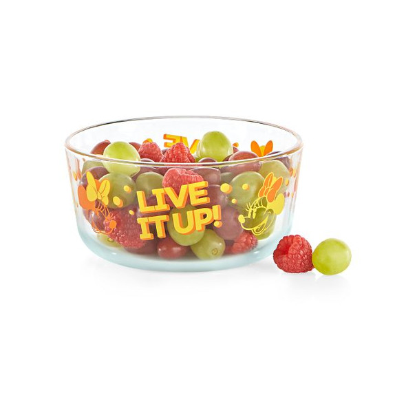 Pyrex® 4-Cup Decorated Storage Minnie Mouse Live it Up