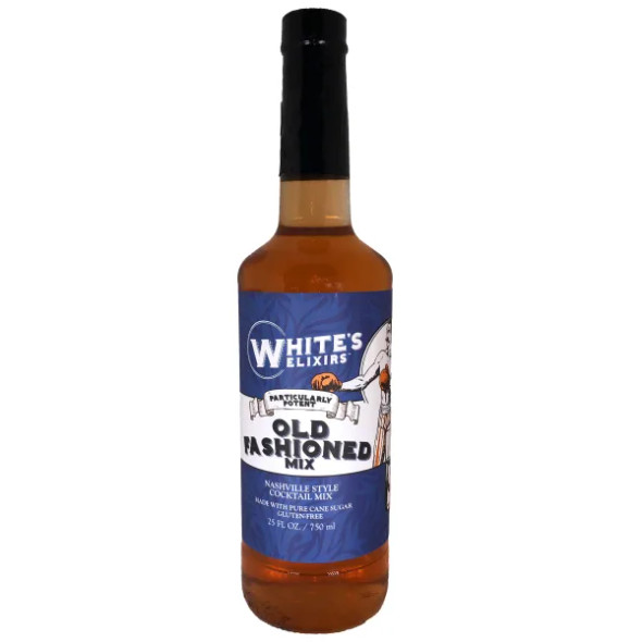 White's Elixirs 25 oz. Old Fashioned Cocktail Mix