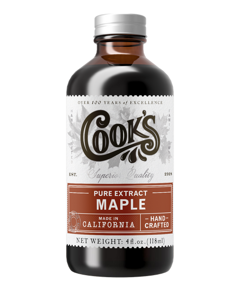 Cook's 16 oz. Pure Maple Extract