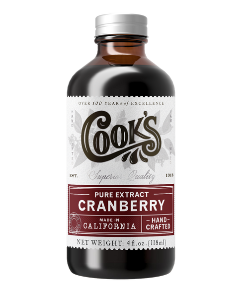 Cook's 32 oz. Pure Cranberry Extract