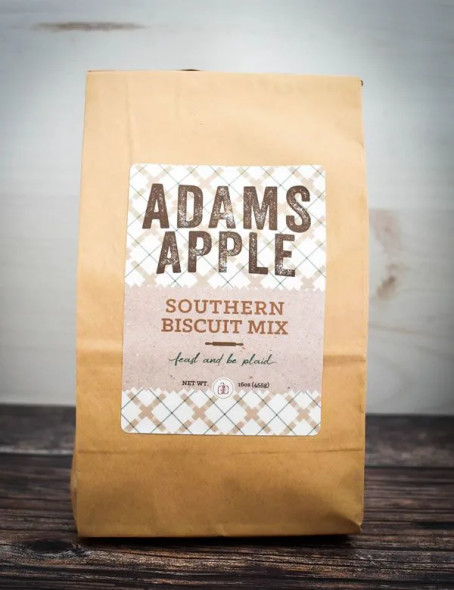 Adams Apple Co 16 oz. Southern Biscuit Mix