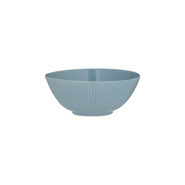Mason Cash® Linear 20 oz. Cereal Bowl in Blue