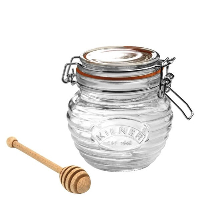 Kilner® Glass Honey Pot Set