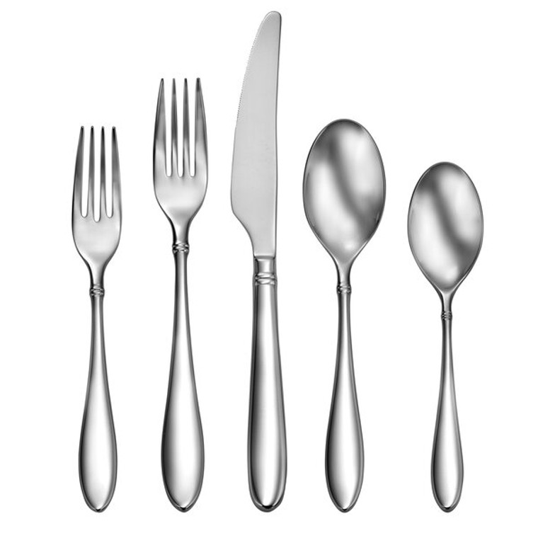 Craft Kitchen® Arlo 20-Piece Flatware Set