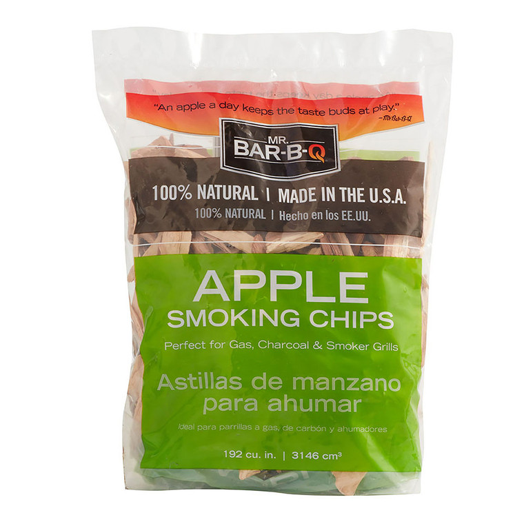 Mr. Bar-B-Q Apple Smoking Chips