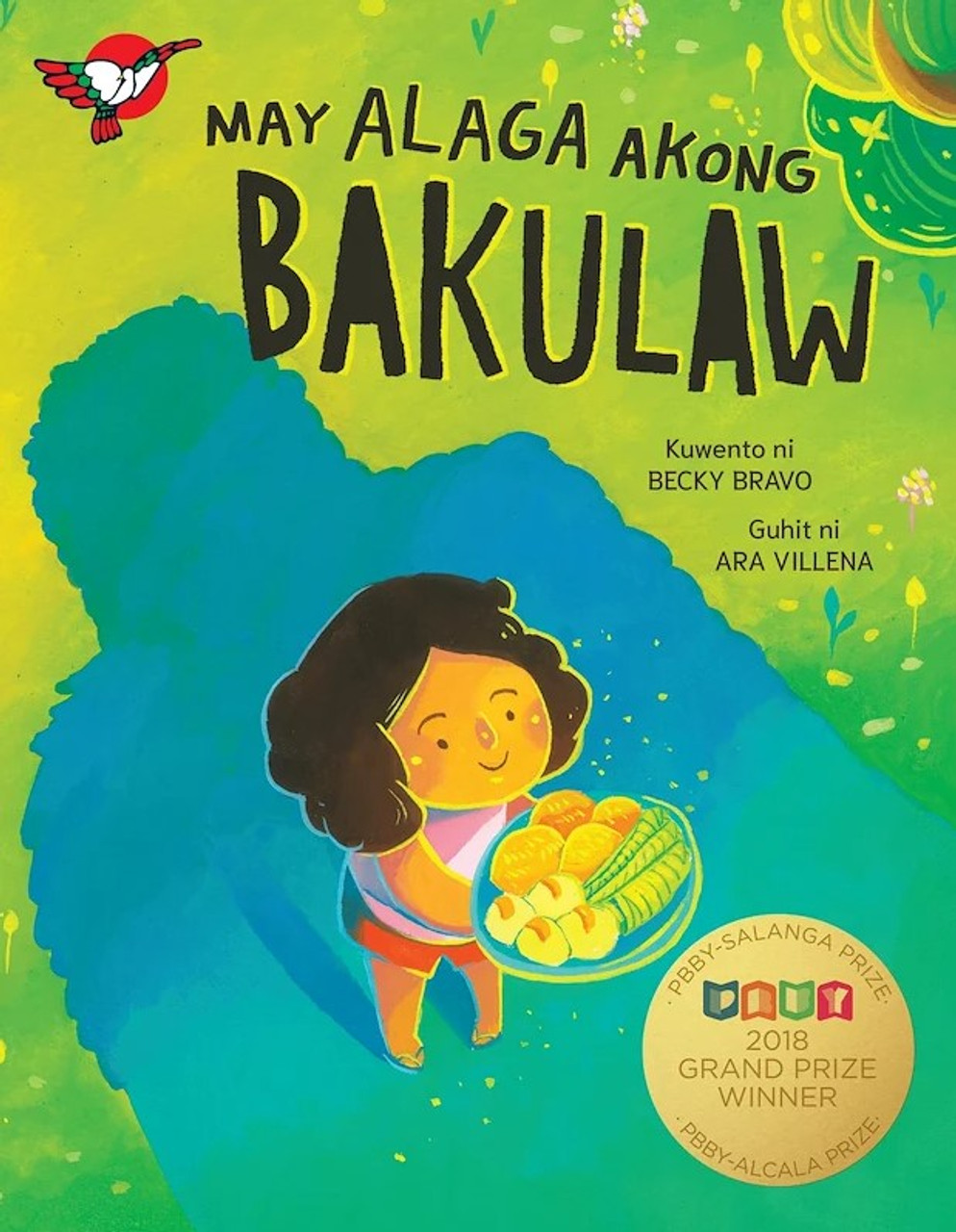 A Short Tagalog Poem for Children--- May Alaga Akong Bakulaw