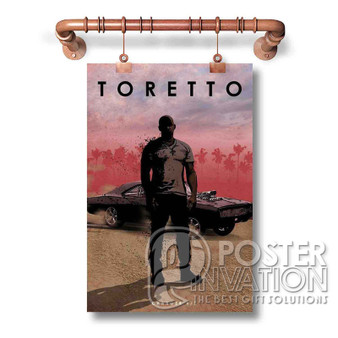 Toretto Art Custom Art Silk Poster Wall Decor 20 x 13 Inch 24 x 36 Inch