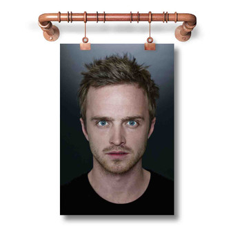 Aaron Paul Custom Art Silk Poster Wall Decor 20 x 13 Inch 24 x 36 Inch