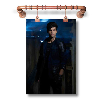 Alec Lightwood Custom Art Silk Poster Wall Decor 20 x 13 Inch 24 x 36 Inch