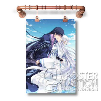 Spiritpact New Custom Wall Art Silk Poster Wall Decor 20 x 13 Inch 24 x 36 Inch