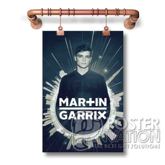 Martin Garrix New Art Custom Silk Poster Wall Decor 20 x 13 Inch 24 x 36 Inch