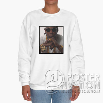2 Chainz Custom Unisex Heavy Blend Crewneck Sweatshirt S M L XL XXL XXXL