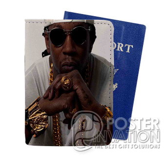2 Chainz Custom Passport PU Leather Holder Case Wallet Cover