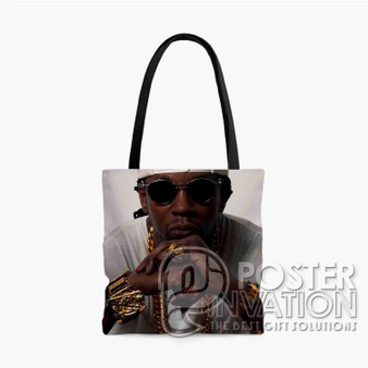2 Chainz Custom Tote Bag AOP Polyester S M L Comfort Fashionable Xmas Birthday Gift